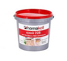 Клей для бытового линолеума Homakoll 228, 1,3кг