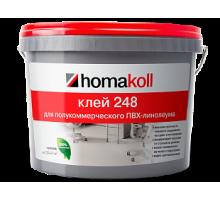 Клей для полукоммерческого линолеума Homakoll 248, 14кг