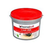 Клей для напольных покрытий, контактный Homakoll 268, 10кг