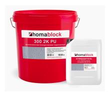 2К ПУ гидроизоляция HomaBlock 300, 22кг