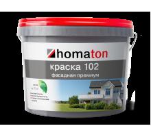 Краска для фасадов PREMIUM Homaton 102