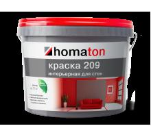 Краска для интерьерных работ Homaton 209