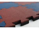 Резиновая плитка Puzzle
